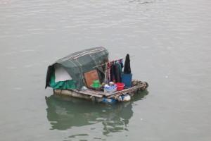 Hausboot, Vietnam, Weltreise, Reise