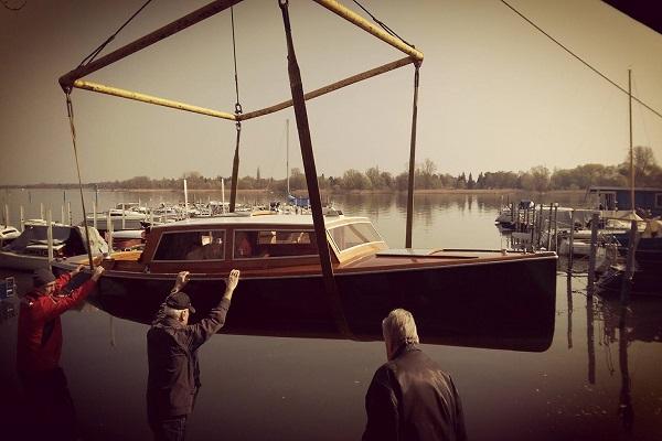 Boot, segelboot, saisonstart, wasser, Gelcoat, kalkentfernung, tipp